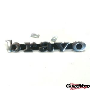 Targhetta bandine laterali Piaggio BRAVO 5752