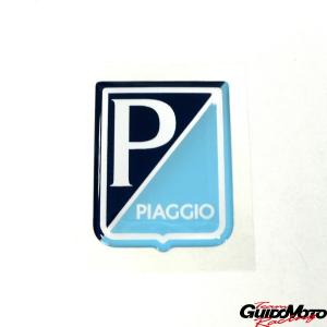 5746 SCUDETTO ADESIVO RESINATO VESPA PIAGGIO