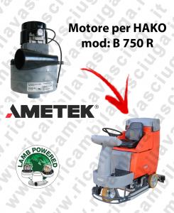 B 750 R MOTORE LAMB AMETEK di aspirazione per lavapavimenti HAKO