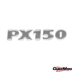 142720200 TARGHETTA ADESIVA RESINATA VESPA PX 150 PIAGGIO