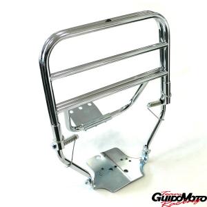Portapacchi posteriore cromato Vespa PK 32/C4