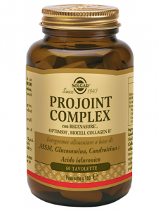 PROJOINT COMPLEX-SUPPORTS CARTILAGE--NO JOINT PAIN-NO GLUTEN-NO LACTOSE