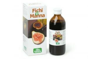 FICHI E MANNA- Lassativo Naturale