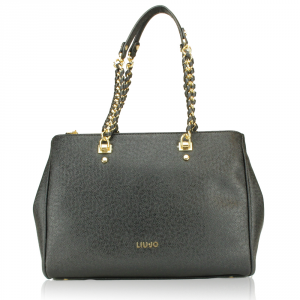 Shoulder bag Liu Jo ANNA CHAIN A67004 E0087 NERO