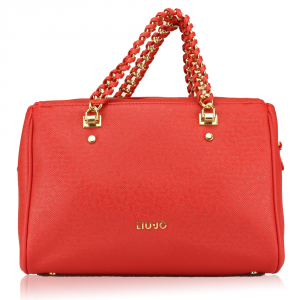 Sac à main Liu Jo ANNA CHAIN A66003 E0087 AURORA RED