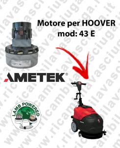 Motore Lamb Ametek di aspirazione per lavapavimenti HOOVER 43 E