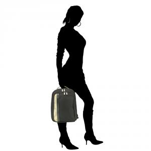Backpack Alviero Martini 1A Classe VIAGGIO G515 5200 001 NERO
