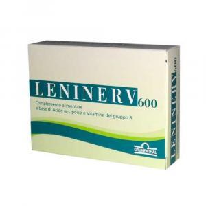 LENINERV INTEGRATORE ALIMENTARE A BASE ACIDO ALFA LIPOICO UTILE NELLE NEUROPATIE PERIFERICHE