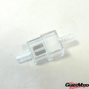 Filtro per tubo benzina diametro sette