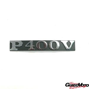 Targhetta Piaggio Ape P 400 V   6114