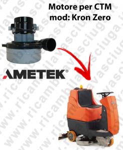 Kron Zero  MOTORE LAMB AMETEK di aspirazione per lavapavimenti CTM