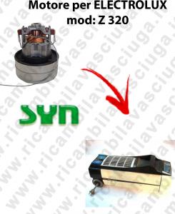 Z 320 automatic MOTORE SYN aspirazione per aspirapolvere ELECTROLUX