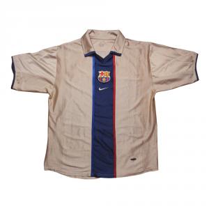 2001-03 Barcelona Maglia Away #9 Kluivert XL