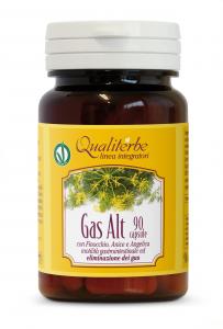 GAS ALT 90 CAPSULE Addome Piatto (Vegan Ok)