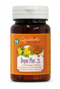Depur Plus 90 Cps (Depurativo ampia attivitàÂ) (Vegan Ok)