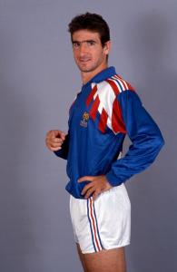 1990-92 Francia Maglia Home L