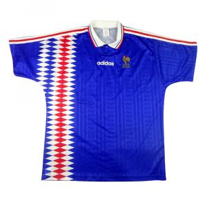 1994-96 Francia  Maglia Home XL (Top)