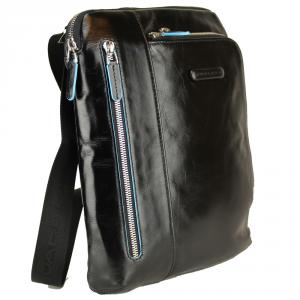 Shoulder bag Piquadro BLUE SQUARE CA1816B2 NERO