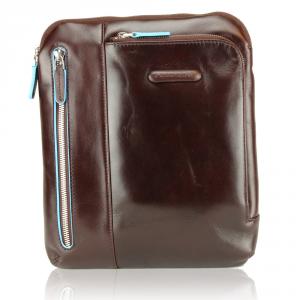 Shoulder bag Piquadro BLUE SQUARE CA1816B2 MOGANO