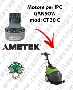 CT 30 C MOTORE LAMB AMETEK di aspirazione per lavapavimenti IPC GANSOW