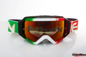 Maschera DIRT GOOGLES ZeroCinque TOP MX0542 per fuoristrada. Italia