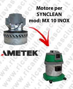 MX 10 I MOTORE AMETEK di aspirazione per aspirapolvere MAXICLEAN