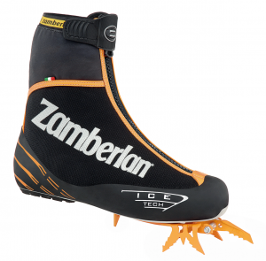 2000 ICE TECH EVO RR    -   Scarponi  Alpinismo   -   Black/Orange