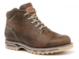 1034 PEJO NW GTX   -   Hiking  Boots   -   Mustard