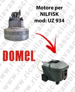 UZ 934 motore aspirazione per aspirapolvere NILFISK