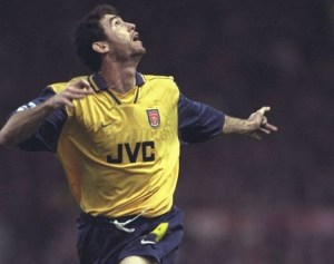 1996-97 Arsenal  Maglia Away XL  (Top)