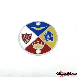 Emblema per paraurti Vespa, Lambretta CR21