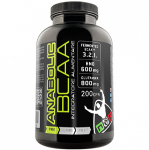 ANABOLIC BCAA-Specific Amino Acids For Pre-Workout