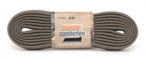 ZAMBERLAN® FLAT LACES    -   Light Grey