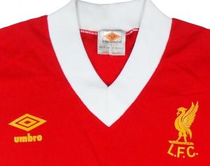 1976-79  Liverpool  Maglia Home S (Top)