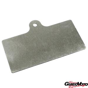 Porta targhetta FMI per Vespa e Moto GMV0081