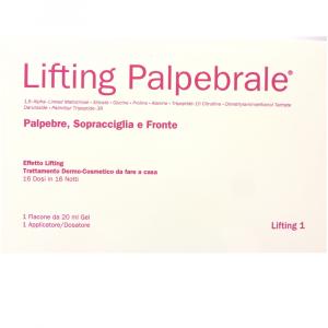 LABO LIFTING PALPEBRALE: PER IL CEDIMENTO DI PALPEBRE, SOPRACCIGLIA E FRONTE