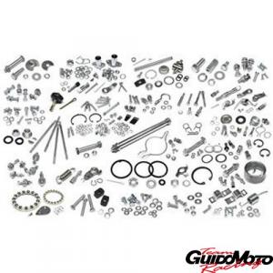 010NBKVLB Kit bulloneria per Vespa GL, Sprint, GT, GTR, Rally