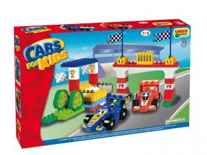 UNICOPLUS AUTODROMO F1 CARS FOR KIDS 8564-0CAR ANDRONI