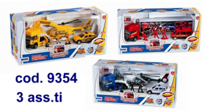 SET SQ. PRONTO INTERVENTO 9354 RONCHI SUPERTOYS