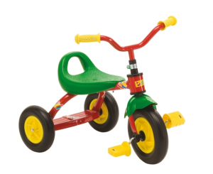 TRICICLO JUMBO C/RUOTE IN EVA. 80615 ROLLY TOYS