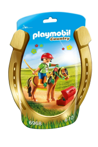 PL Pony Blooms 6968 PLAYMOBIL