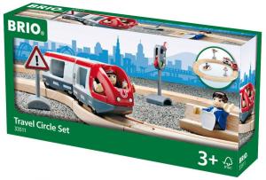 BRIO set ferrovia circolare 33511 RAVENSBURGER
