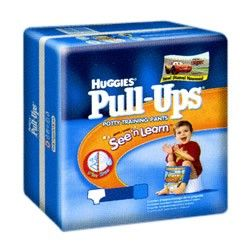 HUGGIES PULL-UPS 05