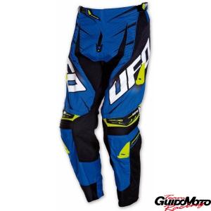 Pantaloni motocross Ufo mod. Voltage blu  tg. 48