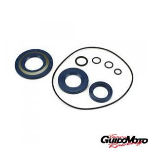 Paraolio Corteco blu in kit con O-ring Piaggio Vespa PX   5699-C
