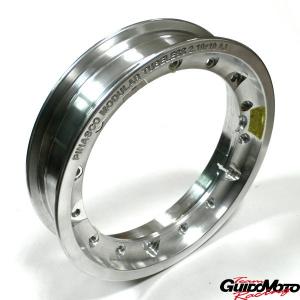 25472000 Cerchio ruota tubeless PINASCO in alluminio per Vespa 3.00/3.50-10