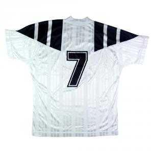 1993-94 Aarau Maglia Romano #7 Match Worn vs Milan (Top)