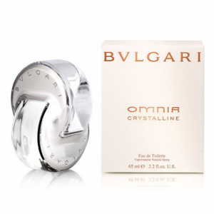 BULGARI OMNIA CRYSTALLINE EDT 65 ML SPRAY (TESTER)