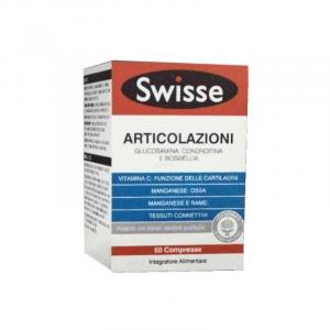 SWISSE ARTICOLAZIONI - INTEGRATORE 50 COMPRESSE