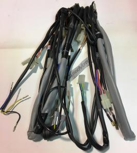 Impianto elettrico Vespa PX freno a disco